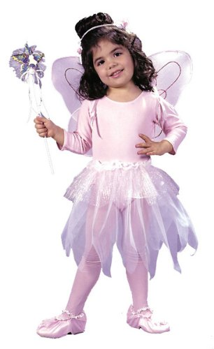 Toddler Glitter Fairy Costume Toddler (3T-4T)