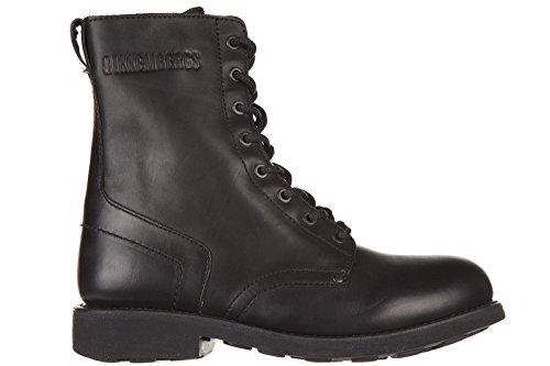 Bikkembergs stivaletti stivali uomo pelle vintage 468 dyed nero EU 45 BKE108135