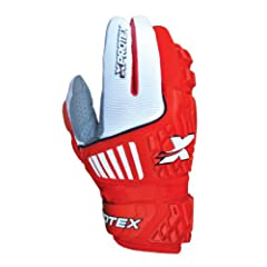 Buy Xprotex Adult RAYKR 2014 Protective Batting Gloves, Red, Small by Xprotex now!