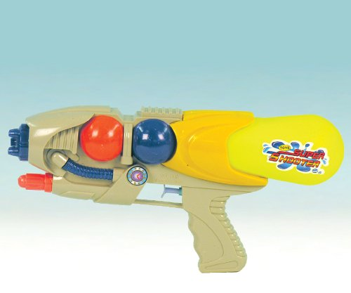 AQUA BLASTER TOY WATER GUN CANNON