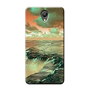 RIVER WATER CLOUDS BACK COVER FOR XIAOMI REDMI NOTE 2