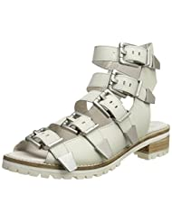 Bronx Ladies Ultra Fast Gladiator Sandal by Bronx