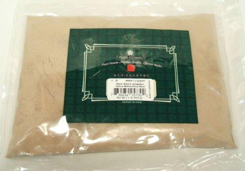 Salvia Miltiorrhiza Root Powder / Red Sage Root / Dan Shen, 1.1Lb / 500G Bulk Herb