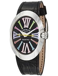 Locman Glamour Donna Women's Quartz Watch 410BKMUL