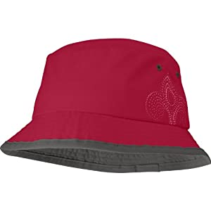 Outdoor Research Women's Solaris Bucket Hat, Trillium/Dark Grey, Medium