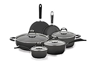 Bialetti Arte Collection 10-Piece Cookware Set