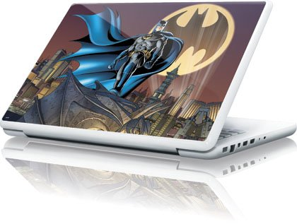 Skinit Batman in the Sky Vinyl Skin for Apple MacBook 13-inch