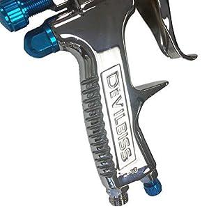DeVilbiss STARTINGLINE HVLP Spray Gun 1.3MM Gravity