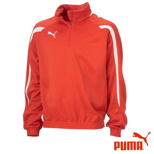 Puma Mens Training Powercat 5.10 Half Zip Football Jacket