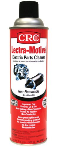 Crc Lectra Motive Electric Motor Parts Cleaner 12 Pack