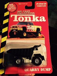 Tonka Die Cast Collection,quarry Dump - 1