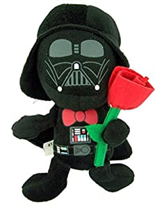 Galerie Star Wars Date Night Darth Vader Plush Toy 7 Inch