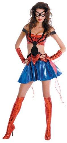 Spider-Girl Sassy Prestige Adult Costume Size 12-14 Large