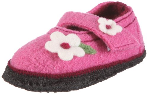 Kitz - Pichler Barbie 47135, Pantofole bambina, Rosa (Pink (lippstick 2166)), 29