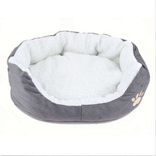 round-or-oval-shape-dimple-fleece-nesting-dog-cave-bed-pet-cat-bed-for-cats-and-small-dogs