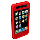Sumajin INK Silicon Case for iPhone 3GS Red