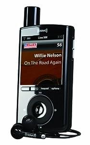 XM XPMP3H1 Portable Satellite Radio and MP3 Player (XMp3i)