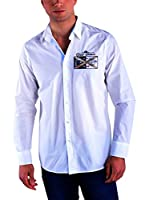 Galvanni Camisa Hombre Coqui (Blanco)