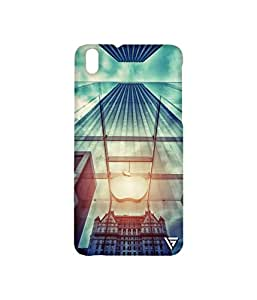 Vogueshell Vintage Printed Symmetry PRO Series Hard Back Case for HTC Desire 816