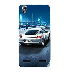 Doyen Creations Designer Printed High Quality Premium case Back Cover For Lenovo A6010