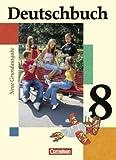 Deutschbuch - Neue Grundausgabe: 8. Schuljahr - Schülerbuch title=