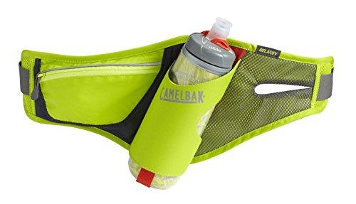 Camelbak, Cintura portaborracce Delaney, Verde (Lime Punch/Silver), 0,75l + 600 ml