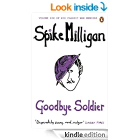 Goodbye Soldier (Milligan Memoirs 6)