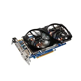 GIGABYTE GeForce GTX 660 Ti WINDFORCE 2X OC Edition 2048MB GDDR5 PCI-Express 3.0 2x DVI / HDMI / DP SLI Ready Graphics Card Graphics Cards GV-N66TOC-2GD