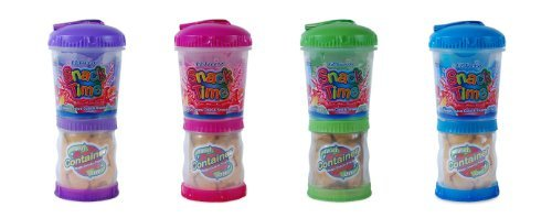 1 X EZ-Freeze Snack Time (Random Color) by Cool Gear - 1