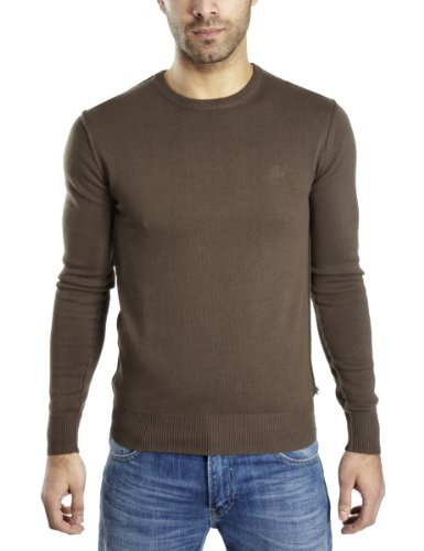 Timberland Mens Timberland 9G Cotton Crew Neck Jumper