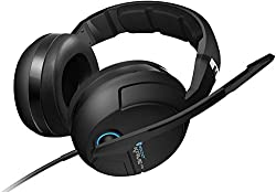 Roccat Kave XTD 5.1 Surround Analog Gaming Headset (Black)