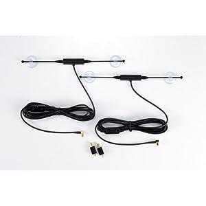 【クリックでお店のこの商品のページへ】サンヨー(SANYO) ゴリラ 高感度 吸盤タイプ 地上デジタルTVアンテナ NVP-DTNF4 CA-PDTNF4D 代用品: カー&バイク用品