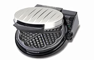 Chef's Choice 830-SE WafflePro Traditional Five-of-Hearts Waffle Maker