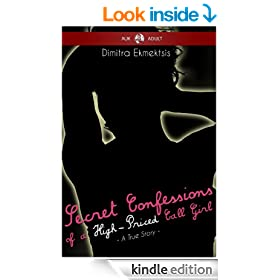 Secret Confessions of a High-Priced Call Girl (AUK Adult Book 4)