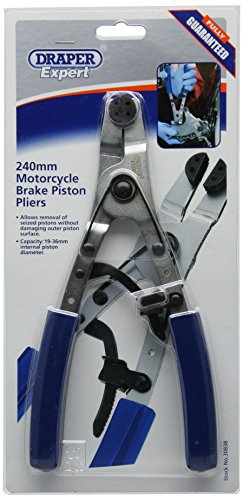 Draper-Expert-30838-Pinze-per-pistone-freno-motocicletta-240-mm