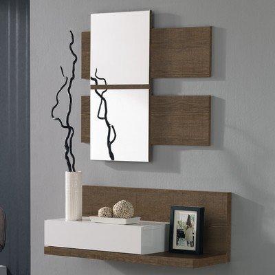 Garderoben-Set Farbe: Natur / Weiß jetzt bestellen