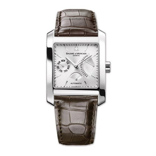 Baume & Mercier Watches:Baume & Mercier Men's MOA8757 Hampton Square Power Reserve Watch Images