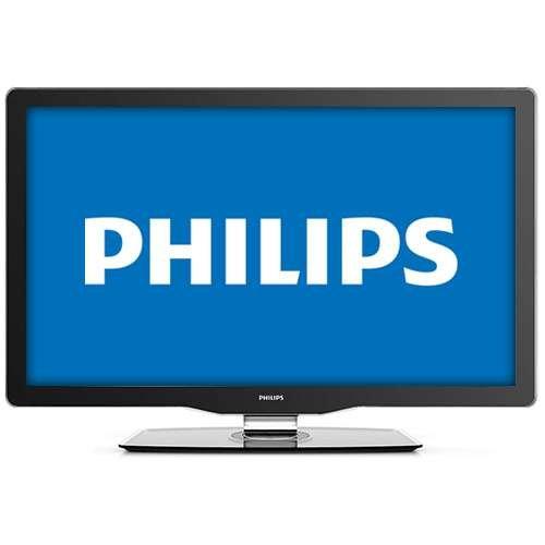 """Philips 46Pfl7505D/F7B 46"""" 1080P Led Tv"""