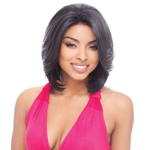 Whole Lace First Lady wig (Synthetic hair-TEARAWAY LACE) by Janet Collection from Janet Collection