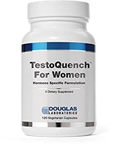 Douglas Laboratories ® - Testo Quench ™ for Women - 120 Caps