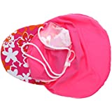 Magideal Kids Children UPF 50+ UV Protection Beach Sun Hat Neck Ear Cover Flap Cap 10