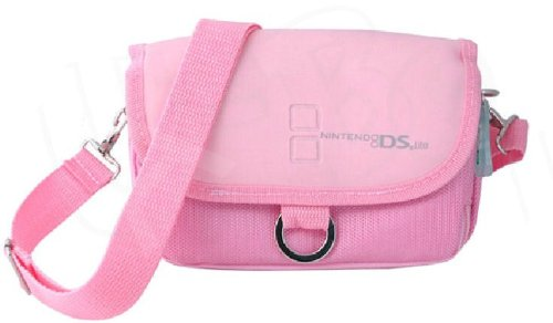 U-Bop Nintendo Ds Lite Carry Case Bag , Pink
