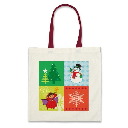 Dora the Explorer: Winter Wonders Tote Bag