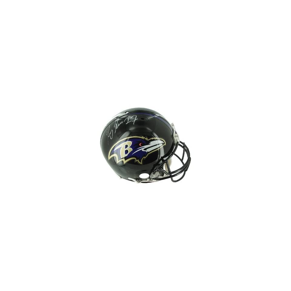 Ray Rice Hand Signed Autographed Baltimore Ravens Full Size Riddell Proline H