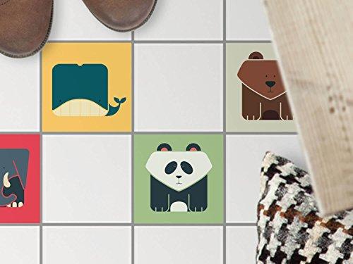 mosaique-revetement-de-sol-tuile-auto-adhesive-plancher-individualiser-baignoire-design-zoo-maniac-1