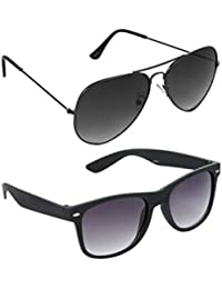 black sunglasses for women  Women\u0027s Sunglasses: Buy Women\u0027s Sunglasses Online at Low Prices in ...
