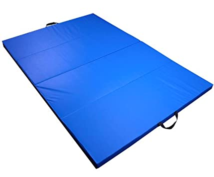 tumbling mats 4ft x 6ft folding gymnastics tumbling mat