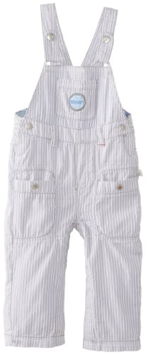 KANZ Baby Baby-Boys Newborn Overall, Logg Gray,