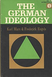 The German Ideology cover image