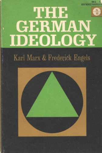 an analysis of karl marxs sociological dissertation the german ideology Explore an analysis of karl marxs sociological dissertation the german ideology journals, books and articles the problem of bullying in schools.